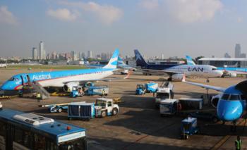 Cuándo empieza Aeroparque a hacer vuelos a países cercanos | Aeroparque jorge newbery