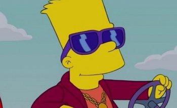 El productor de Los Simpson revela la edad actual de Bart | Los simpson