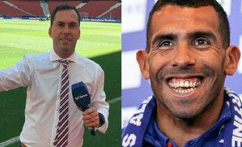 Arévalo aduló a Tevez y los hinchas de Boca lo liquidaron | Boca juniors