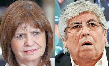 Bullrich se mete en la política del 'Rojo' y va ante Moyano | Independiente
