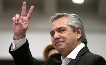 El video de Alberto con mensaje sobre los presos políticos | Presos políticos