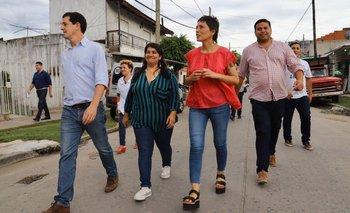 Mayra Mendoza y De Pedro anunciaron nueva sede del Renaper  | Quilmes