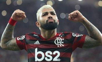 La sanción de la Conmebol a Gabigol por la final con River | Copa libertadores
