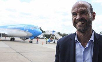 Millonaria pérdida para Aerolíneas por acuerdo con el Galicia  | Macri presidente