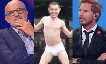 Viral: la parodia que se burla de Vignolo y su panel de Fox | Fox sports