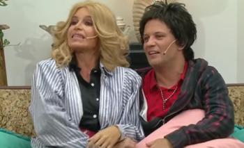 Recrearon una escena de 'Casados con Hijos' en Telefe | Casados con hijos