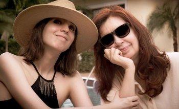¿Qué está leyendo Florencia Kirchner en su estadía en Cuba? | Libros