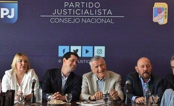 El PJ prepara una gran movilización en apoyo a Alberto | Asamblea legislativa
