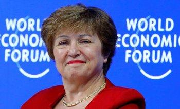 Titular del FMI dijo que hay un trabajo constructivo en Argentina | Deuda con el fmi