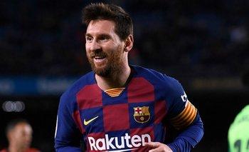 Messi y el plantel del Barcelona recortarán su sueldo  | Deportes