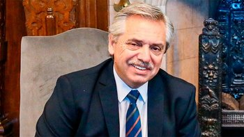 Alberto Fernández celebró la postura del FMI   Deuda externa