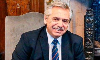 Alberto Fernández celebró la postura del FMI | Deuda externa