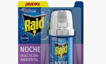 ¿Por qué Raid retiró sus insecticidas del mercado? | Anmat