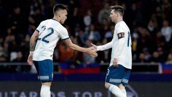 Los tremendos elogios de Messi a un delantero argentino | Lionel messi