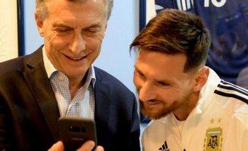 La Justicia investiga si el gobierno de Macri espió a Messi | Espionaje ilegal