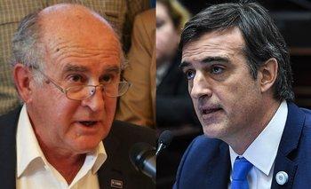 Lawfare: Parrilli dejó mal parado a Bullrich en el Senado | Senado de la nación