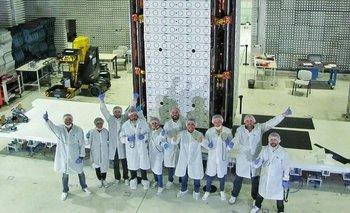 Científicos argentinos preparan lanzamiento de un satélite | Ciencia y tecnologia