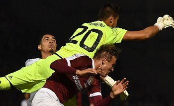 La burrada de 'Chiquito' Romero en Manchester United | Manchester united