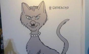 Insólitos memes de Macri en el Día Internacional del Gato | Atr