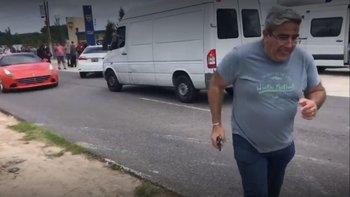 Tevez fue al entrenamiento de Boca en una Ferrari  | Boca juniors