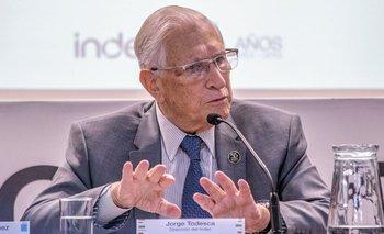 Murió el extitular del INDEC, Jorge Todesca | Jorge todesca