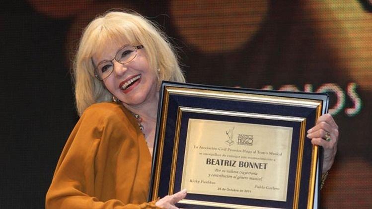 Nadie fue a despedir los restos de Beatriz Bonnet