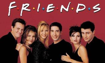 Oficial: Jennifer Aniston confirmó la reunión de Friends | Series