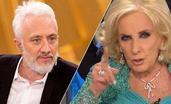 Mirtha y Andy, enfrentados por Alberto Fernández | Televisión