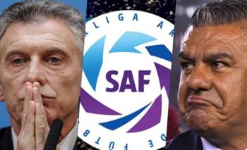 En AFA confían en disolver la Superliga a mitad de año | Afa