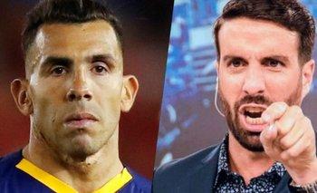 Azzaro liquidó a Tevez por la Ferrari y lo vinculó a Macri | Boca juniors