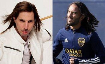 Los memes por el look de Sebastián Pérez, jugador de Boca | Boca juniors