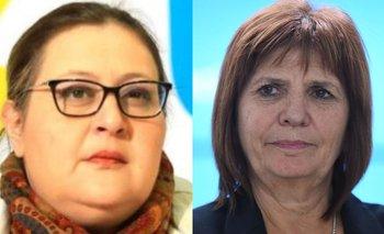Peñafort dejó mal parada a Patricia Bullrich con el lawfare | Lawfare