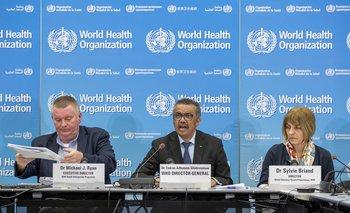 "OMS: ""Esperamos acabar con esta pandemia en menos de dos años"" | Coronavirus"