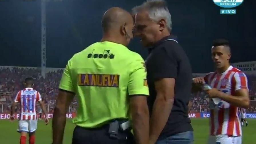 ¿Qué dijo Madelón sobre su agresión al cuarto árbitro?