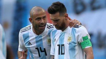 Mascherano aseguró que Messi volvería al fútbol argentino   Fútbol