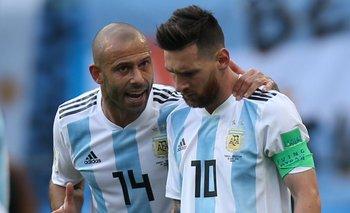 El mensaje de la Selección Argentina por el retiro de Mascherano | Fútbol