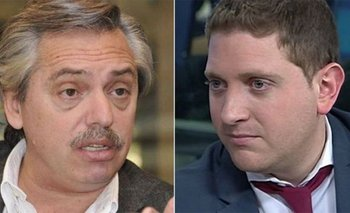 Viale operó contra Alberto por sus dichos sobre las FF.AA. | Medios