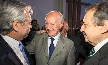Lavagna elogió al gobierno de Alberto  | Alberto presidente