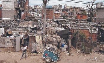 La pobreza subió seis puntos en el último año de Macri | Pobreza