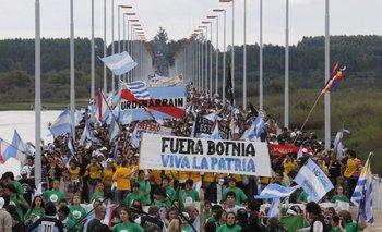 Argentina y Uruguay, en conflicto por una nueva papelera | Papeleras