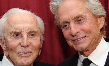 Michael Douglas se quedó sin la herencia de su papá Kirk | Hollywood