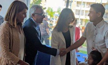 Bielsa y Zamora entregaron viviendas programa PROCREAR   Tigre