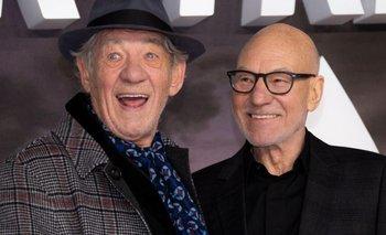 La increíble amistad entre Ian McKellen y Patrick Stewart | Hollywood