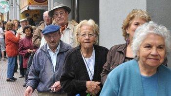 Comienza el pago a jubilados de la Provincia  | Jubilados