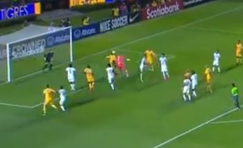 El gol del 'Patón' Guzmán que es furor en las redes   Patón guzman