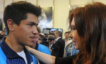 El tierno recuerdo de CFK sobre Braian Toledo | Murió braian toledo