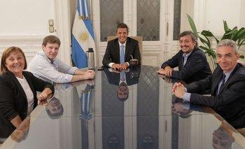 Analizan una conexión Santa cruz-Tierra del fuego sin Chile | Congreso