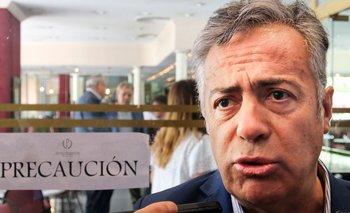 Alfredo Cornejo fue operado de urgencia | Mendoza