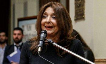 Graham es la nueva defensora de niñas, niños y adolescentes | Senado de la nación