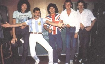 Se cumplen 39 años de la visita de Queen a Argentina | Música